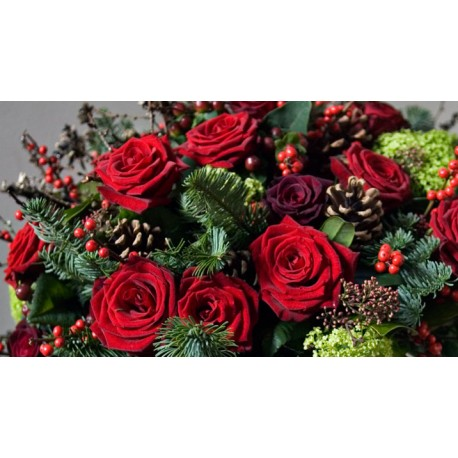 Big Christmas Greek Bouquet