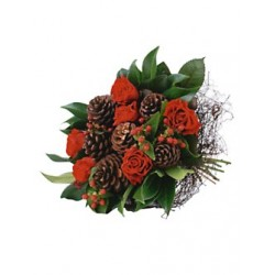 Christmas Bouquet in Greece