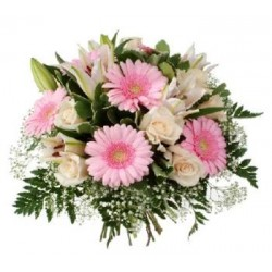 Tenderness bouquet delivery Greece