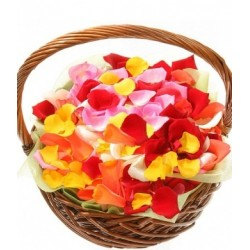Rose Petal Basket - Florist Patras city