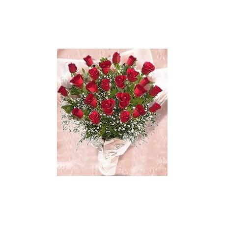 12 red roses - Florist Patras city