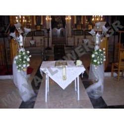 Στολισμος γαμου Πατρα 8