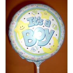 Ballon for boy - Patras city delivery