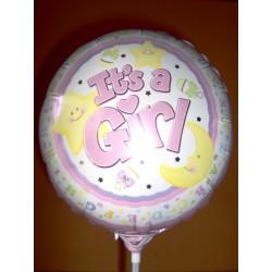 Ballon for girl - Patras city delivery