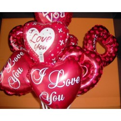 Ballon for love - Patras city delivery
