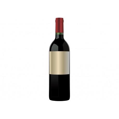 Μπουκάλι με κρασί (Παράδοση μονο με λουλούδια)