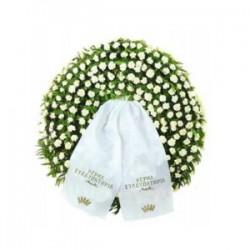 Στεφάνι Κηδείας απλό